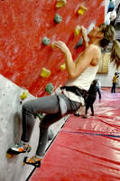Climbing: my new hobby