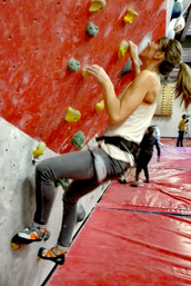 L'escalade: mon nouveau hobbie