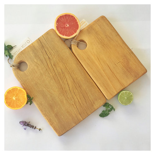 Handmade Cutting / Serving Board Small