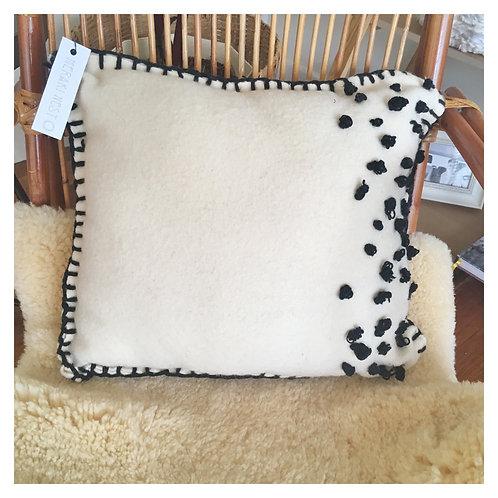 Blanket cushion