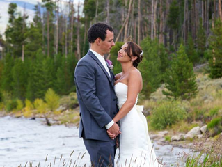 Elissa & Brad : Lake Dillon