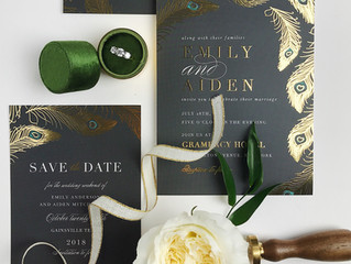 Basic Invite - The Truly Custom Invitation Company