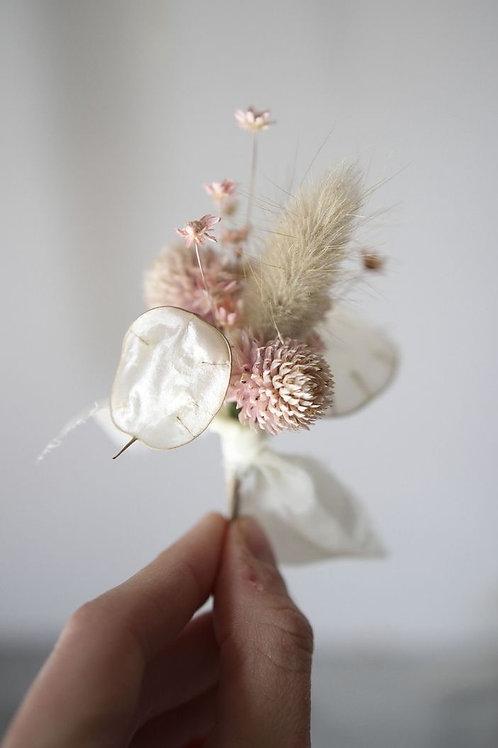Segnaposto fiori secchi