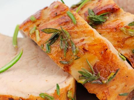 Aromatic Pork Tenderloin