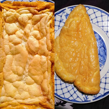 Low-carb cloud bread