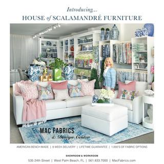 Mac Fabrics House of Scalamandre