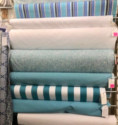 Mac Fabrics Sunbrella