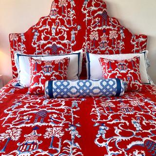 Mac Fabrics Custom Bedding