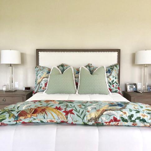 Mac Fabrics Custom Bedding & Pillows