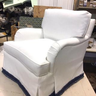 Mac Fabrics Upholstery After