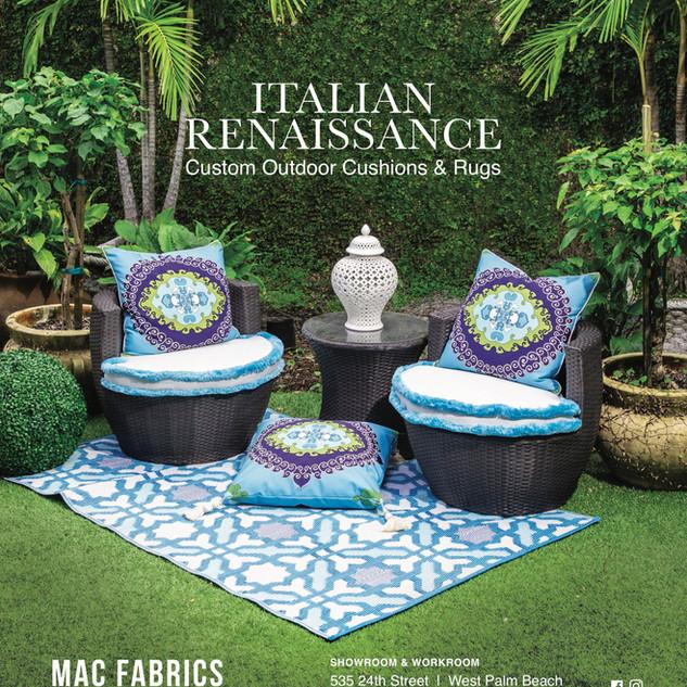 Mac Fabrics Italian Renaissance