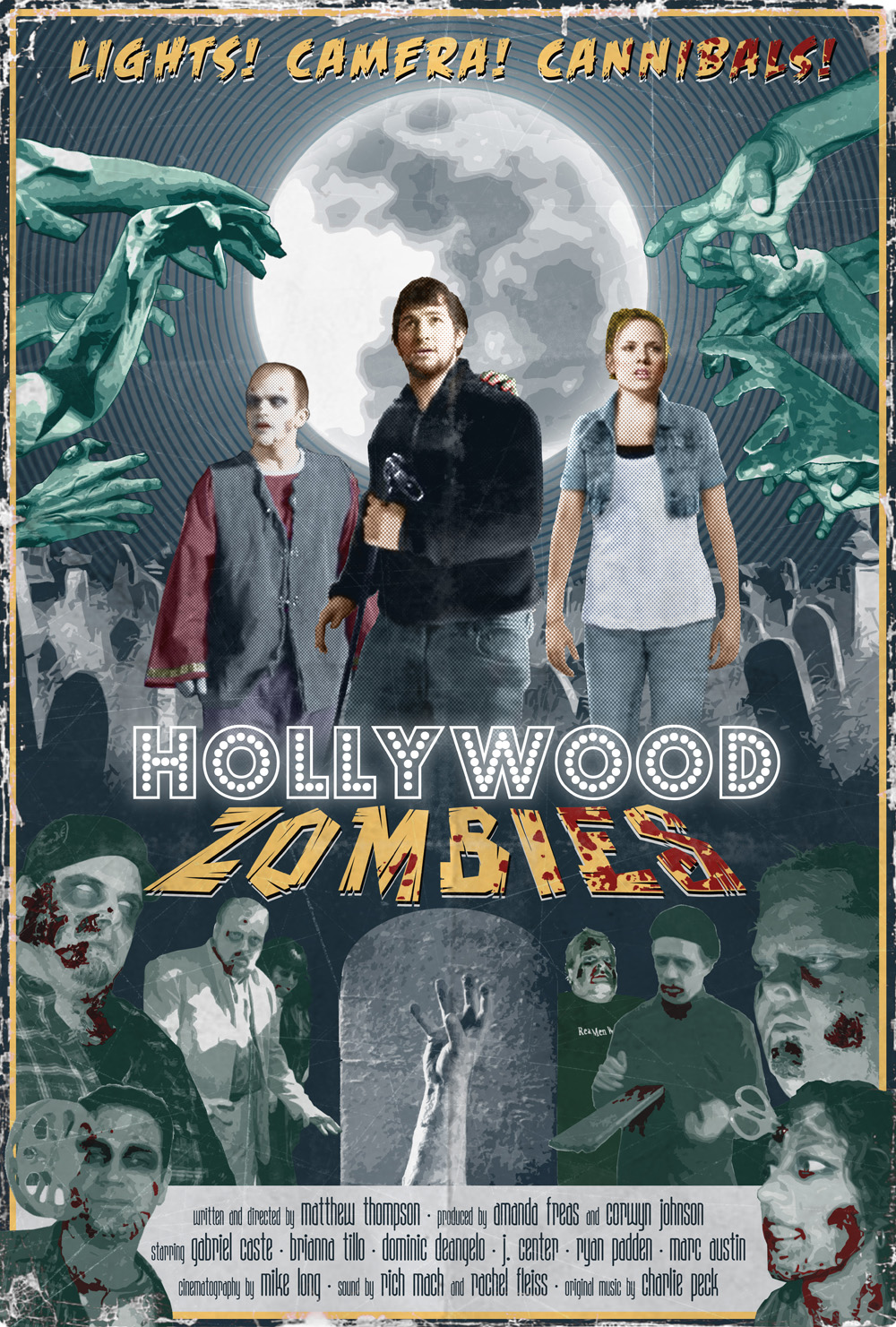 Hollywood Zombies