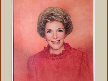 R.I.P.: Nancy Reagan.