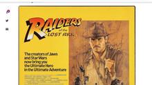 YAHOO! MOVIES profiles RAIDERS' 40th, gives Amsel his due...