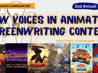 """""""Thaddeus Thackeray"""" advances in Stage 32's NEW VOICES IN ANIMATION contest"""