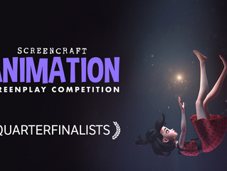 """""""Spruce Up the Holidays"""" makes ScreenCraft's Animation Competition Quarterfinals"""