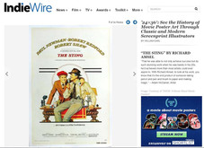 Indiewire on Amsel