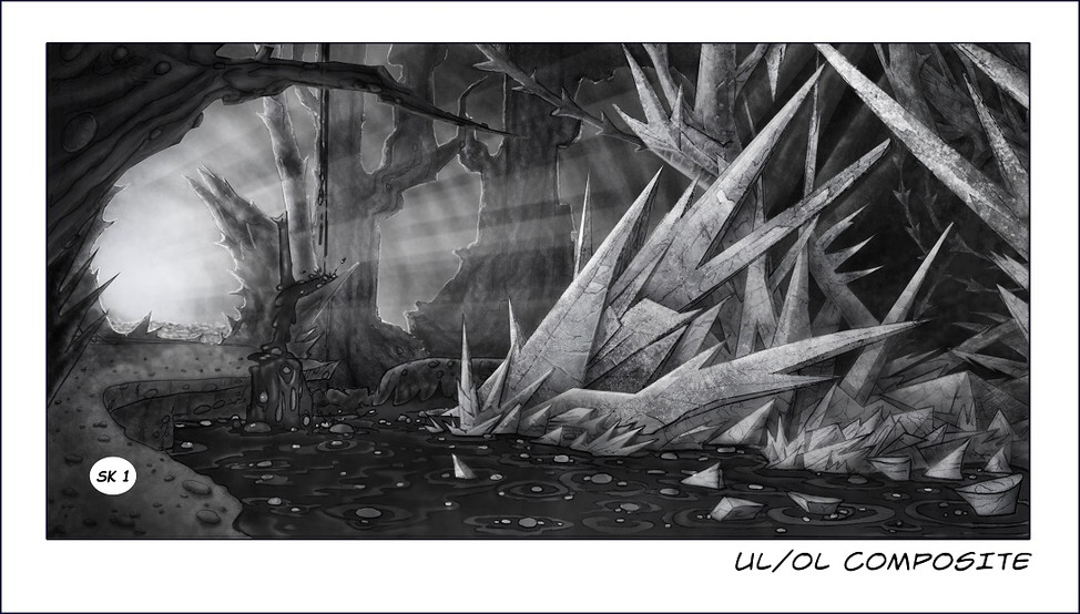 Click to see samples of my ANIMATION LAYOUTS.
