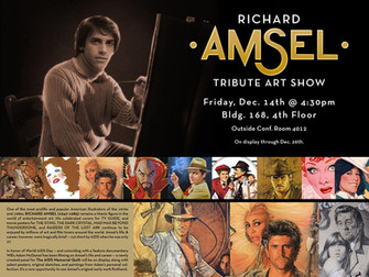 Warner Bros. Tribute Art Show