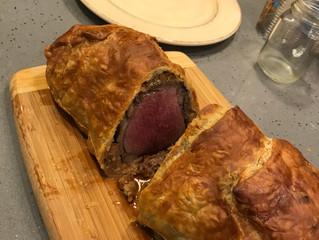 Beef Wellington recipe!