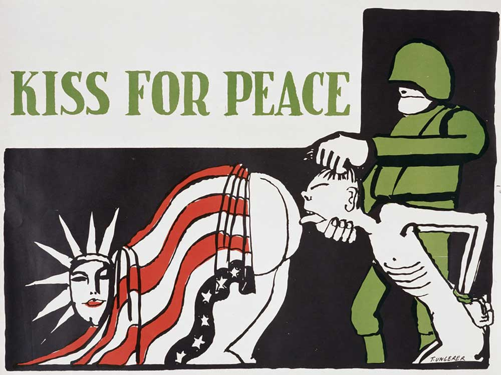 kiss_for_peace
