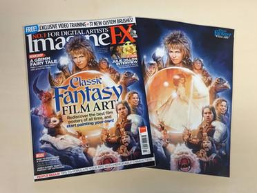 IMAGINE FX celebrates fantasy movie posters!