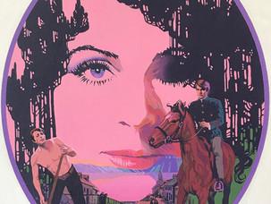 Ryan's Daughter - Amsel's unused artwork