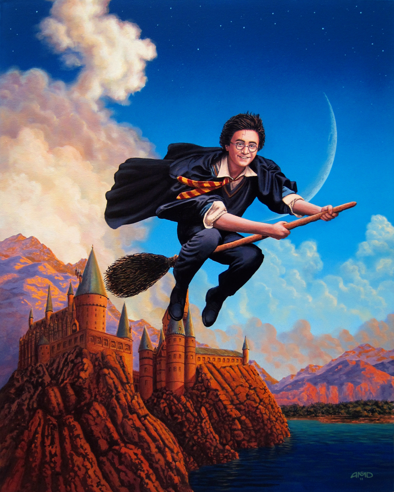 Harry Potter Parrish