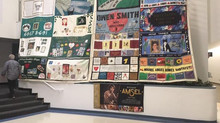 Update re: Richard Amsel's new panel for the AIDS Memorial Quilt