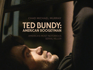 Birthdays, animation, posters...and Ted Bundy.
