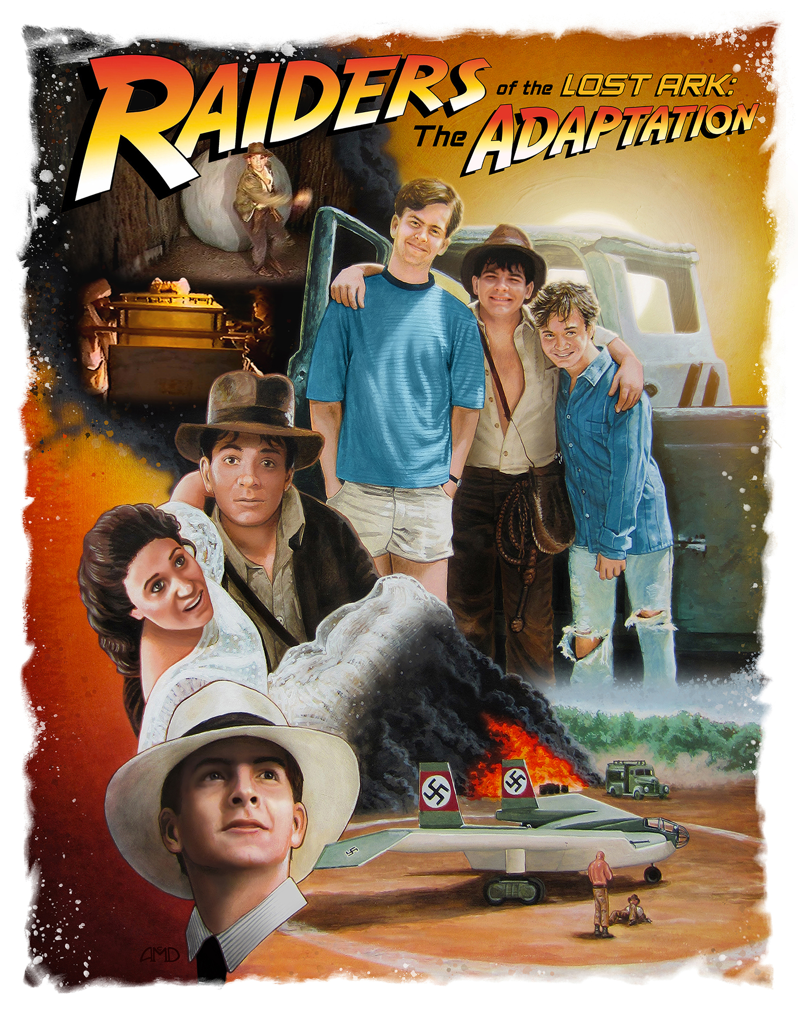 Raiders of the Lost Ark: Adaptation