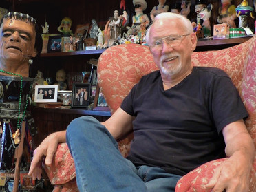 20,000 Leagues of his own: interviewing Greg Hildebrandt