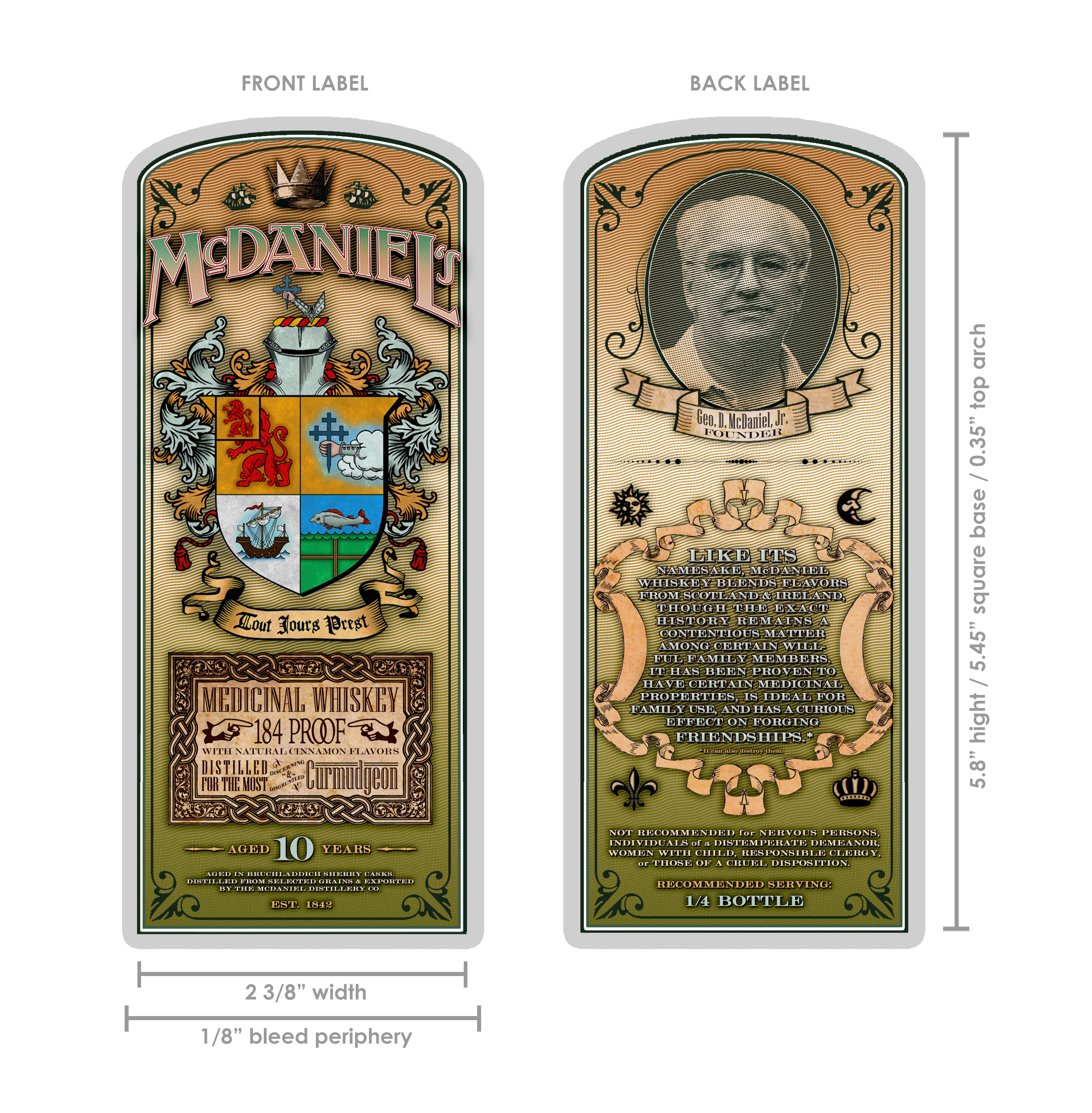 McDanielWhiskey_Labels
