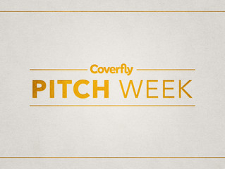 COVERFLY Screenwriters' Pitch Week / Table Read My Screenplay Competition