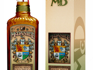 Introducing McDaniel Whiskey!