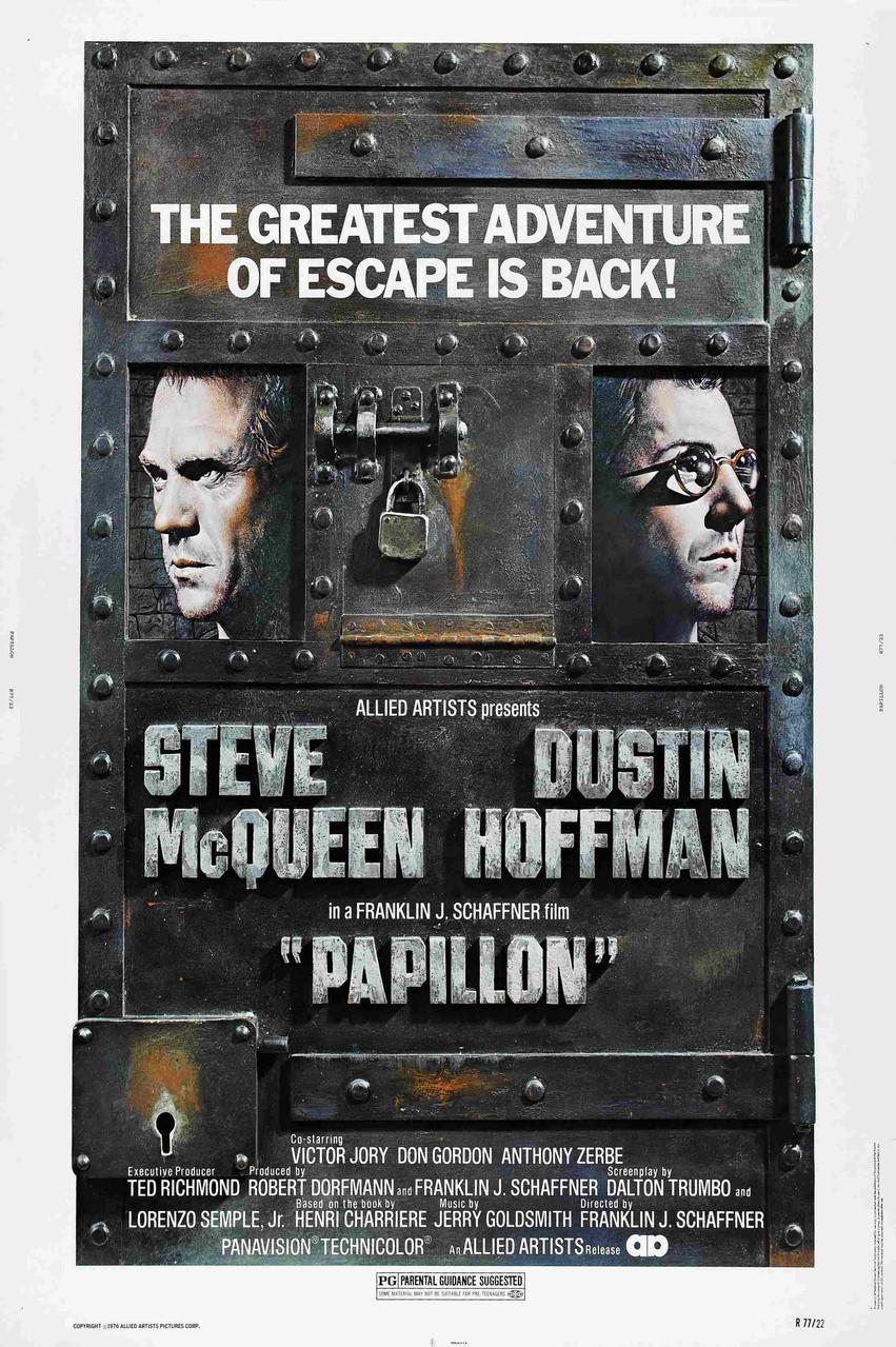 Papillon (1977 reissue)