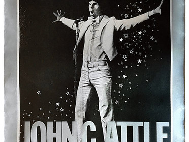 Rediscovered: Amsel's other John C. Attle poster!