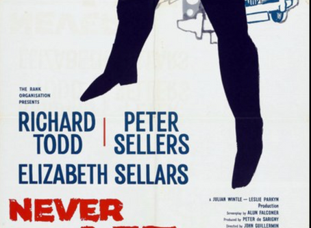 Never Let Go (1960) John Guillermin
