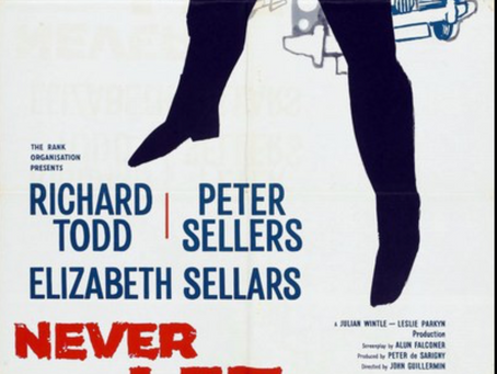 Never Let Go (1960) John Guillermin
