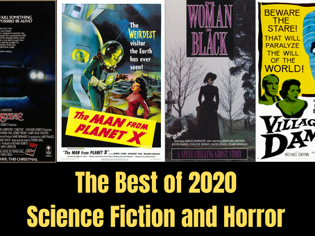 The Best Discoveries of 2020: Science Fiction and Horror