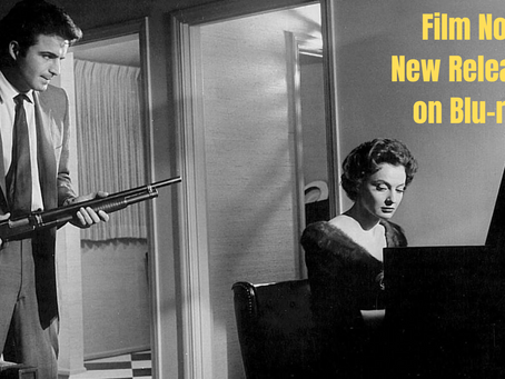 Film Noir New Releases in February 2021