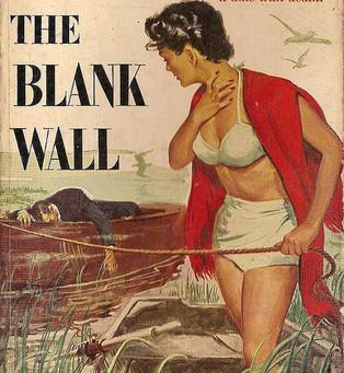 2021 Summer Reading Challenge: The Blank Wall (1947) Elisabeth Sanxay Holding