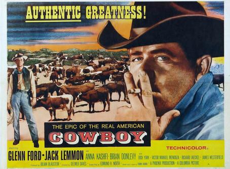 Cowboy (1958) Delmer Daves