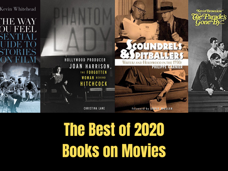 The Best Discoveries of 2020: Books on Movies