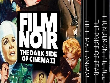 Film Noir: The Dark Side of the Cinema Vols. I and II