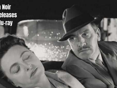 Film Noir New Releases in July 2020