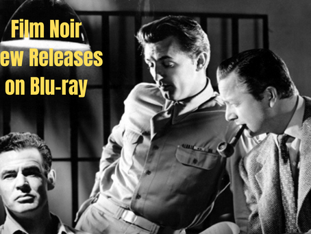 Film Noir New Releases in March 2021