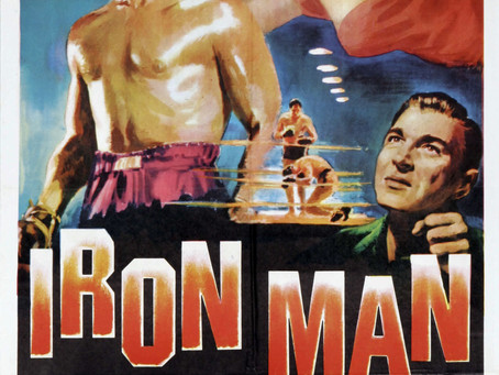 Noirvember 2020, Episode 10: Iron Man (1951)