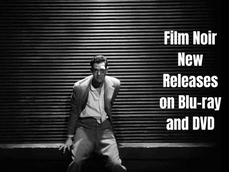 Film Noir New Releases in September 2019