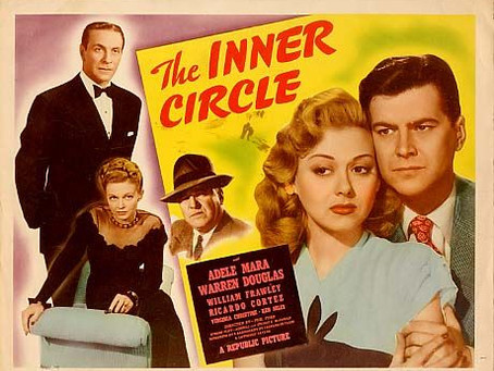 Noirvember 2020, Bonus Feature #1: The Inner Circle (1946)